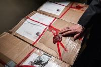Dokumentensammlung in Rouen