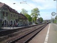 Bahnhof Münster Hiltrup