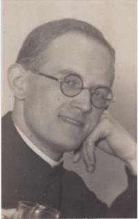 Friedrich Kaiser ca. 1930